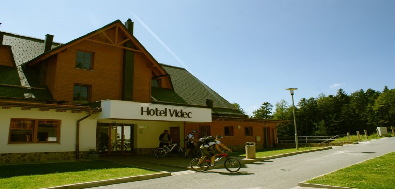 Hotel apartmani Videc