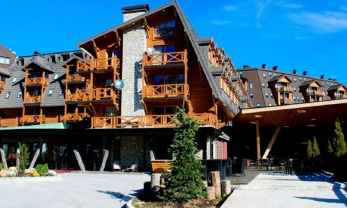 Hotel Vučko