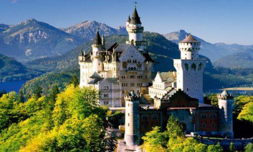Dvorci Bavarske