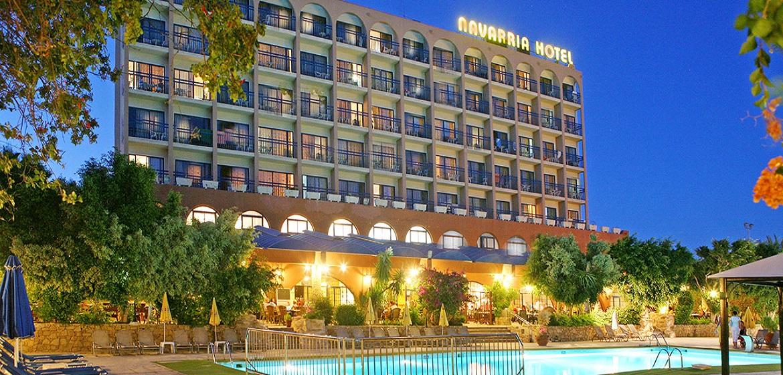 navarria hotel kipar