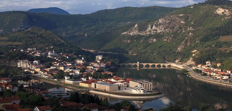 Doček Nove 2018. u Andrićgradu