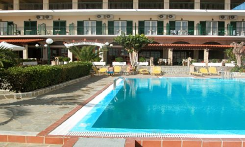 hotel soleil tolo peloponez