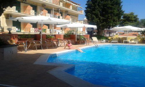 Hotel Thetis Tolo Peloponez