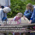 velika ponuda izleta po Srbiji