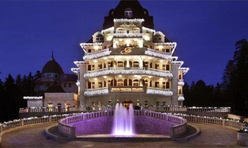 Festa Winter Palace Borovec